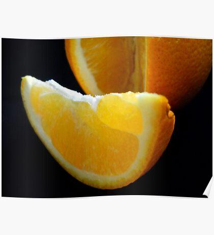 Orange. Poster