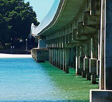 Forster / Tuncurry bridge by UncaDeej