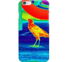 The Red Crow iPhone Case/Skin
