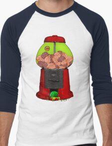 BRAIN CANDY Men's Baseball ¾ T-Shirt