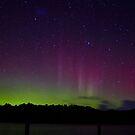 Aurora Australis, Trial Bay, Tasmania, 19 March 2015 by Odille Esmonde-Morgan