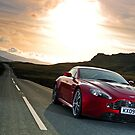 The awesome Aston Martin V12 Vantage .... by M-Pics