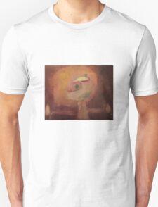 figure in blur Unisex T-Shirt