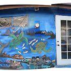 Mikki's Sea Wall by Mikki Alhart