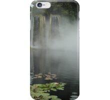 Mist on the Pond iPhone Case/Skin