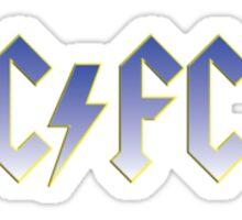 Cowdenbeath ACDC Sticker