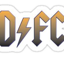 Dumbarton ACDC Sticker