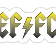 East Fife ACDC Sticker