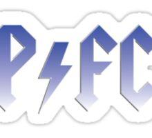 Peterhead ACDC Sticker
