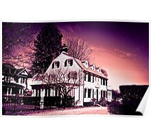 Amityville Horror House - Today ( 2015 ) Poster