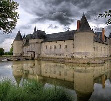 HDR Chateau by Chris Tarling