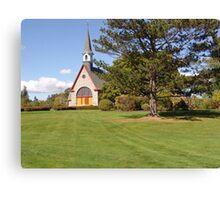 Grand Pre Church Canvas Print