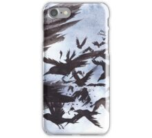 A Murder of Crows iPhone Case/Skin