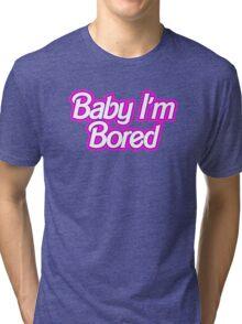 Barbie I'm Bored Tri-blend T-Shirt