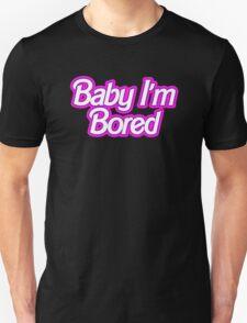 Barbie I'm Bored T-Shirt