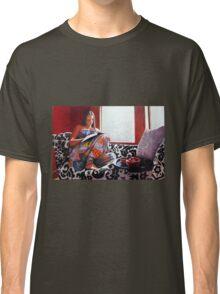 Jessica Reading version 2 Classic T-Shirt