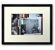 New York 5682 Framed Print