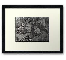Surrogates #3 Framed Print