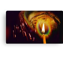 Christian Faith Canvas Print