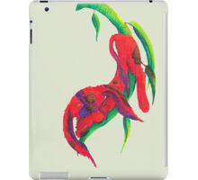 Asleep on a Vine iPad Case/Skin