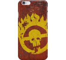 Guzzoline iPhone Case/Skin