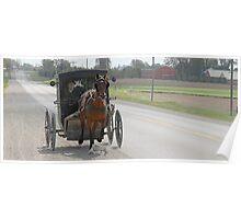 Amish Poster
