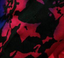 Seductive Fabrics Sticker