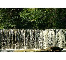 Waterfall Detail Photographic Print