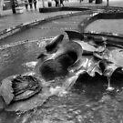 Tank Stream Fountain 2 by Chris Allen