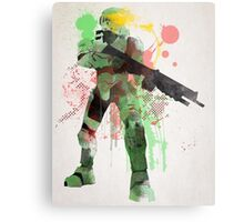 Master Chief, Halo Art Print Canvas Print