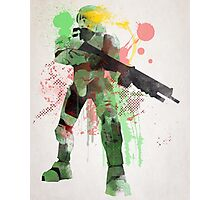Master Chief, Halo Art Print Photographic Print