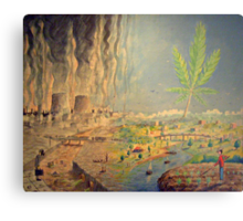 a tale of two cities  Metal Print