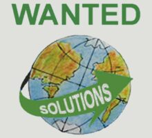 wanted solutions T-Shirt