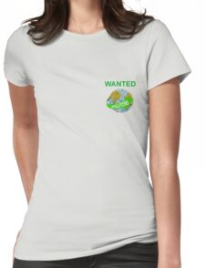 wanted solutions Womens Fitted T-Shirt
