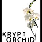 Krypt Orchid Logo Design #3 by Louwax