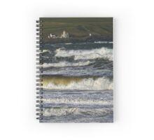 Scrabster, Thurso, Caithness, Scotland Spiral Notebook