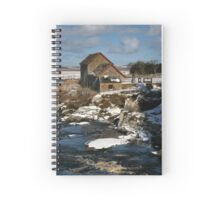 Dale Mill, Caithness Spiral Notebook