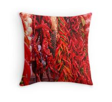 Hot Stuff! Throw Pillow