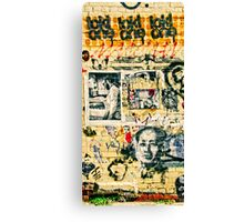 Valley Walk - Chairman Mao Canvas Print