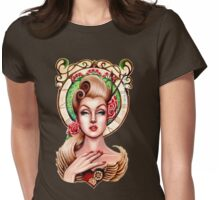 Timeless Bombshell Womens Fitted T-Shirt
