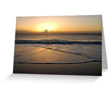 Let it Begin - Bribie Island Greeting Card