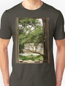 a large Cambodia landscape T-Shirt