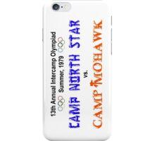 Intercamp Olympiad - Meatballs iPhone Case/Skin