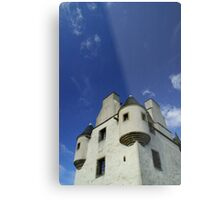 18mm Castle Metal Print