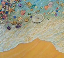 Serenity triptych. Part 2 by Yuliya Glavnaya