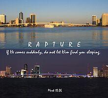 Jacksonville Rapture by Photos4God