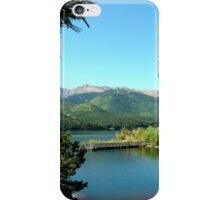 Crystal Lake, Colorado iPhone Case/Skin