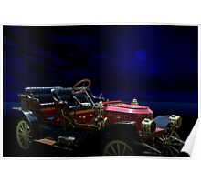 """1910 Stanley Model 62 Touring Car """"The Shinning""""  Poster"""