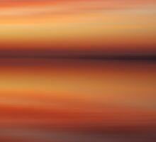 Sunset Blur (Experiment 1) by Johanne Brunet