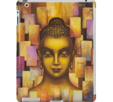 Buddha. Rainbow body iPad Case/Skin